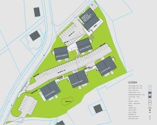Mapa projektu Ski Apartmány Bublava