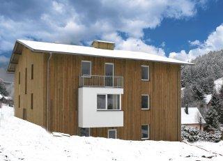 Ski Apartmány Bublava - zkolaudované
