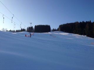 Lyžařský areál pár minut od Ski Apartmánů Bublava