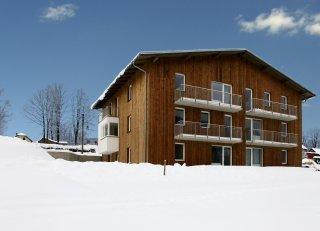 První etapa Ski Apartmány Bublava již dokončena